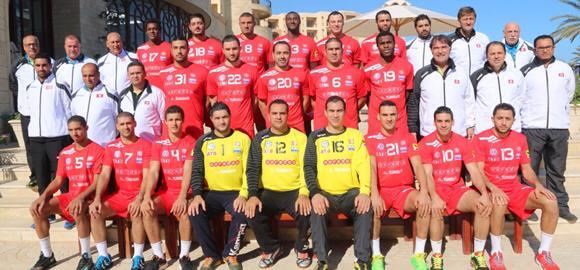 Handball la tunisie d bute vendredi le championnat du - Calendrier coupe du monde handball 2015 ...