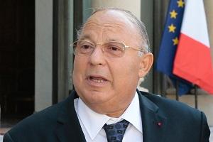 Dalil Boubakeur, president du CFCM