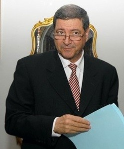 Newly appointed Tunisian Interior minist