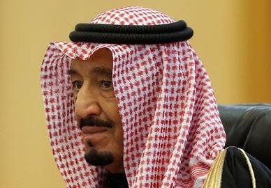 Roi Salmane ben Abdel Aziz REUTERS