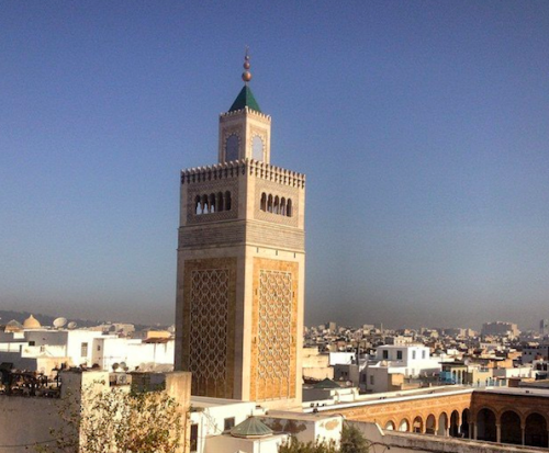 Mosquée Zitouna. Tunis Mohamed Ali Sghaier   WEBDO.tn