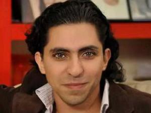Le blogueur saoudien Raif Badawi