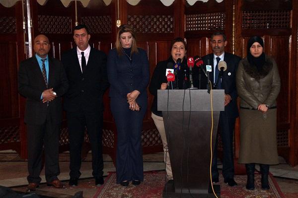 Les députés de Jendouba annoncent leur boycot de la séance plénière | WEBDO.tn | Khaled Nasraoui