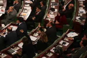 Vote pour la présidence de la commission des finances à l'ARP   Khaled Nasraoui