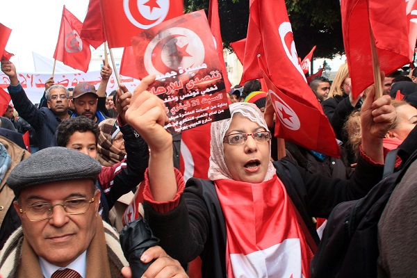 Tunis - Marche contre le terrorisme 21-02-2015 photo WEBDO.tn - Khaled Nasraoui (4)