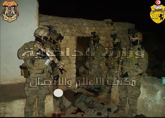 Le terroriste saber mtiri abattu annonce le minist re for Ministere exterieur tunisie