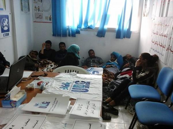 Huit diplômés chômeurs en grève de la faim à Gabes