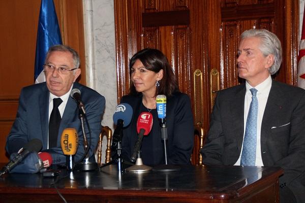 Anne Hidalgo a Tunis (5)