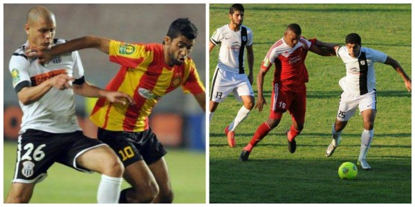 Football ligue des champions coupe de la caf programme des clubs tunisiens - Coupe de ligue des champions ...
