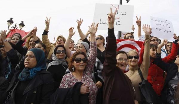 Femmes tunisiennes