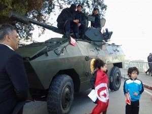 Tunis : Marche contre le terrorisme au Bardo   Photos