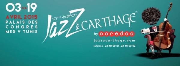 Jazz à Carthage 2015