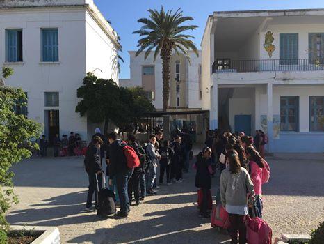 Ecole primaire avenue de la République Ezzahra
