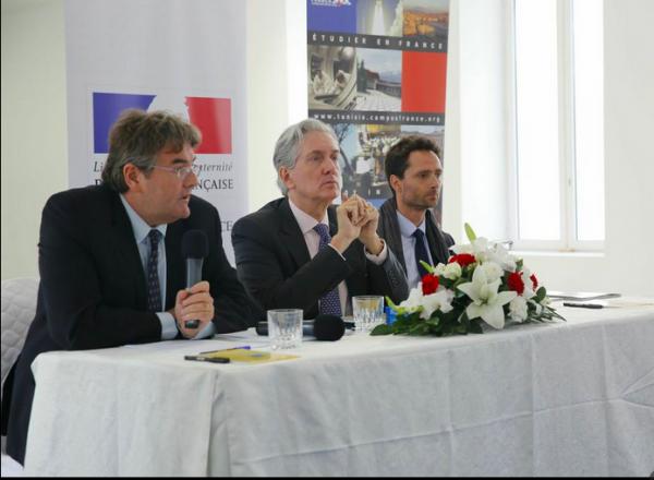 Photo : Moujahed Jarboui - Institut français de Tunisie