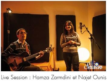Hamza et Najet