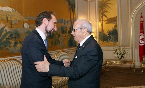 Zeid Ra'ad Al Hussein - BCE