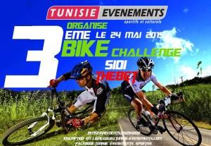 3ème édition du Bike Challenge Sidi Thabet