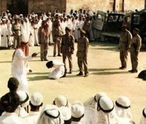 Arabie Saoudite - bourreau - lepost