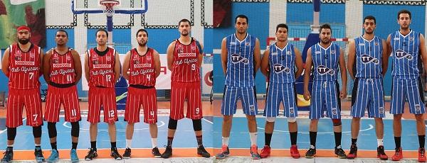 Basketball (Finale de la Coupe de Tunisie)   USM - CA CA-USM1