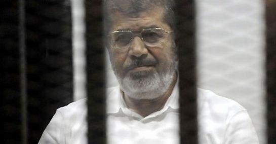 Mohamed Morsi AP