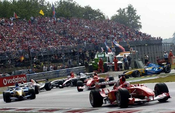 Monza - f1fanatic