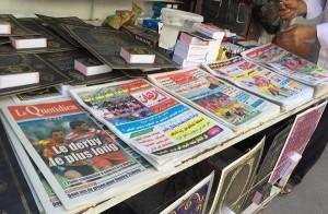 journaux - webdo