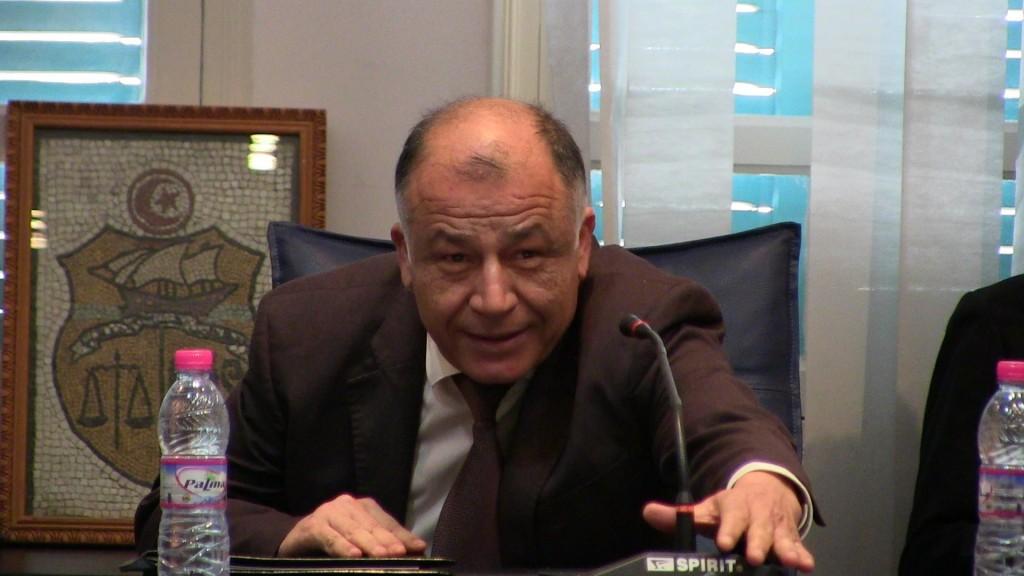 Néji Jalloul, ministre de l'éducation