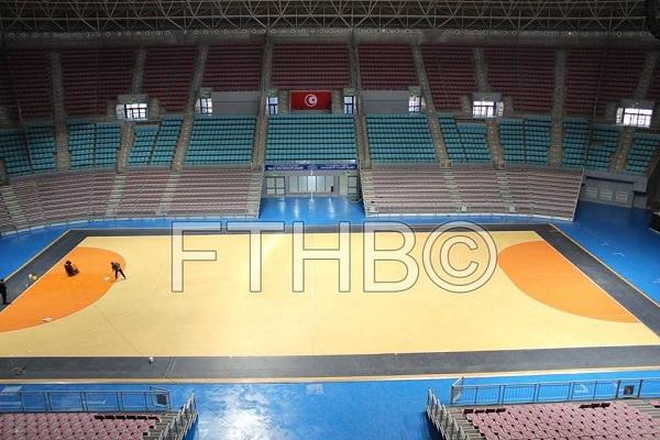 la salle de rades rouvre ses portes l 39 occasion des finales de la coupe de tunisie de handball. Black Bedroom Furniture Sets. Home Design Ideas