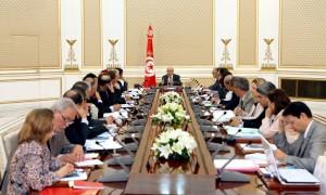 Le projet de loi sur la réconciliation présenté par Béji Caid Essebsi | Photo : Présidence TN