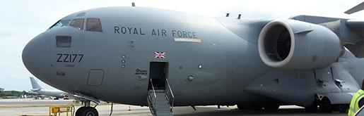 Un avion de la Royal Air Force va rapatrier les cors des victimes britanniques