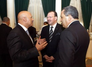 Ridha Belhaj, chef du cabinet présidentiel | Photo : Présidence.tn