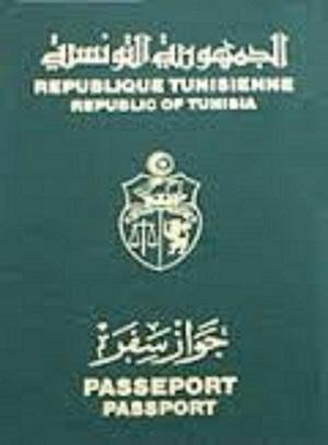 voyage tunisie besoin passeport