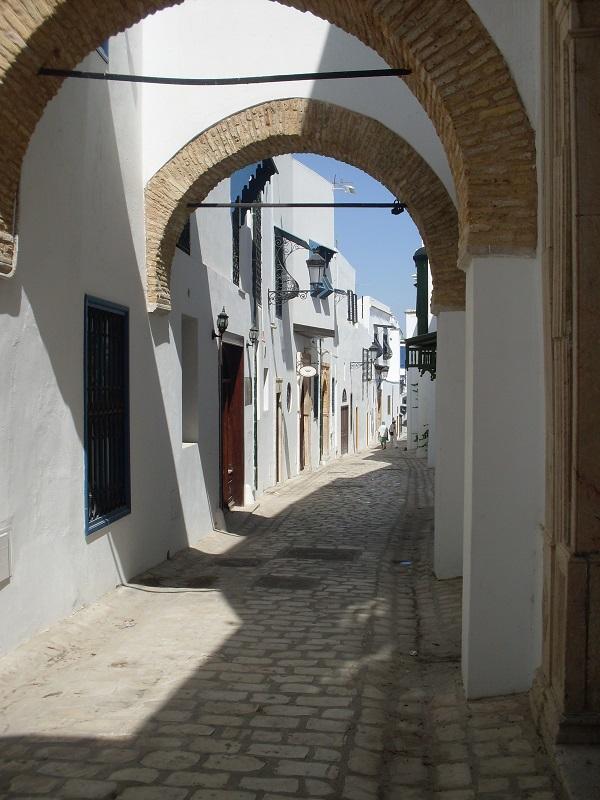 Tunis Rue Sidi Ben Arous