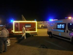 bébé ambulance