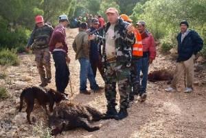 chasse kasserine - Travel4arab