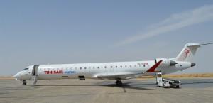 CRJ 900 Tunisair Express
