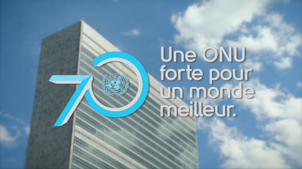 ONU 70 ans