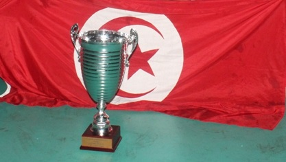 Cacc de handball sang et or et clubistes en demi finale - Coupe d afrique handball ...