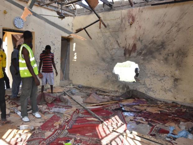 attentat Nigeria - AP