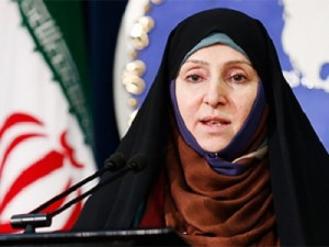 ambassadrice iranienne