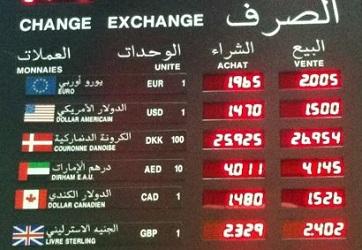 Historique Et Grave Le Dollar Us Dépe Cap Psychologique De 2 Dinars