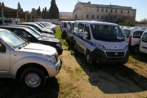vehicules medicals