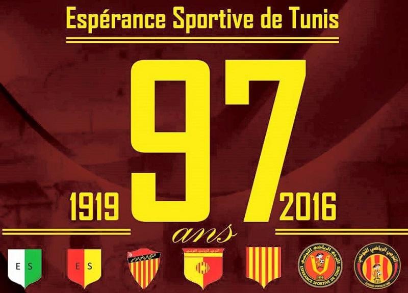L Espérance Sportive De Tunis A 97 Ans Bon Anniversaire