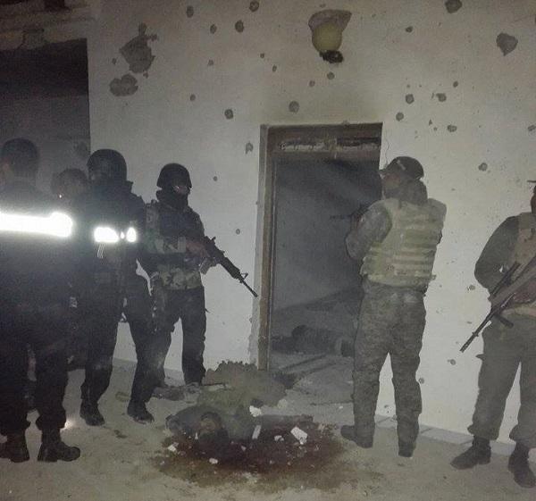 Ben guerdane d 39 autres terroristes en cavale d 39 apr s le for Ministere exterieur tunisie