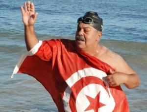 Lassociation Mondiale De Nage En Eau Libre Wowsa A Choisi Le Nageur Tunisien Nejib Belhedi Comme Meilleur Nageur De Lannee