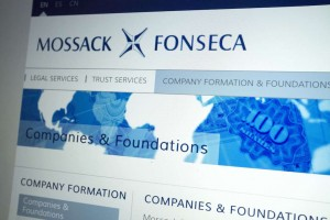 Mandatory Credit: Photo by Amer Ghazzal/REX/Shutterstock (5623214b) Mossack Fonseca based in Panama has helped wealthy clients including Heads of State  hide their wealth, launder money, dodge sanctions and evade tax Panama Papers leak, London, Britain - 04 Apr 2016 /Rex_Panama_Papers_leak_London_Britain_5623214B//1604041626