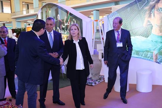 Plus de 150 exposants tunisiens au salon international du for Salon du tourisme alger
