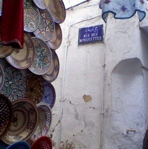 Rue des Moniquettes