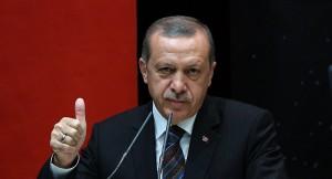 Le président turc, Racep Tayyib Erdogan