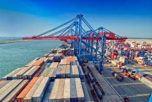 Commerce Tunisie (Port de Rades)